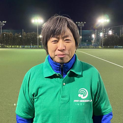 安岡 裕美子(ホッケーマイスター)